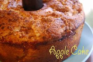 Apple Cake – Grandma Raised In The South