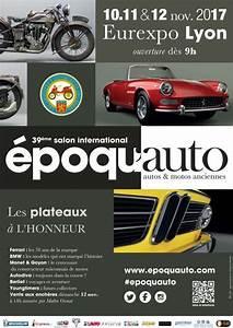 Lyon Negoce Auto : epoqu 39 auto 2017 le salon de la voiture ancienne revient lyon ~ Gottalentnigeria.com Avis de Voitures