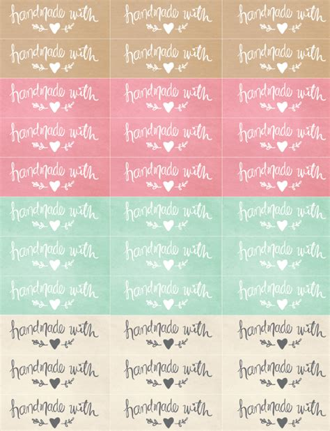 handmade packaging labels worldlabel blog