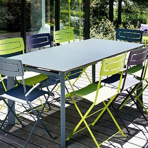 Table De Jardin Fermob : buy slim table by fermob outdoor furniture the worm that ~ Dailycaller-alerts.com Idées de Décoration