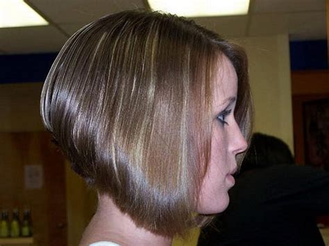 Inverted Bob, Fine Hair And