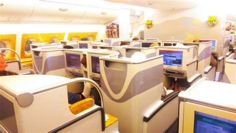 siege boeing 777 plan de cabine emirates airbus a380 three class range
