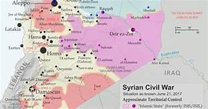"Syrian Civil War Map & Timeline: Kurds Enter ""Islamic ..."