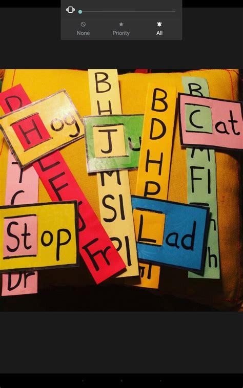 fun   teach  letter words kindergarten
