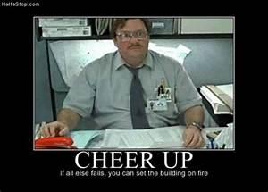 Milton Office Space Quotes Stapler. QuotesGram