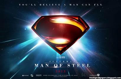 Steel Superman Wallpapers