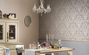 Küche Tapezieren Ideen : tapeten f r die k che bei hornbach ~ Markanthonyermac.com Haus und Dekorationen