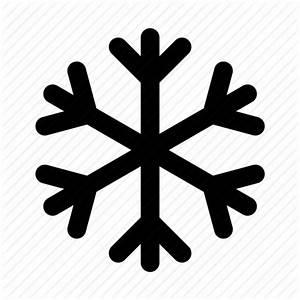 Flake, forecast, snow, weather, winter icon | Icon search ...