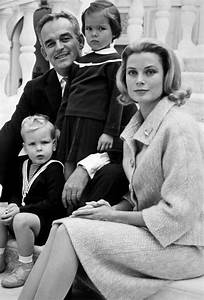 Grace Kelly and Family. | STYLE | Grace Kelly | Pinterest