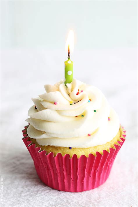 Birthday Cupcake Images Birthday Cake Cupcakes Creme De La Crumb