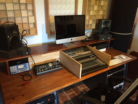 recording studio desk ikea music studio desk mariaalcocer com