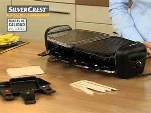 Rauchfreier Grill Lidl : raclette grill con piedra de cocci n lidl espa a youtube ~ Jslefanu.com Haus und Dekorationen