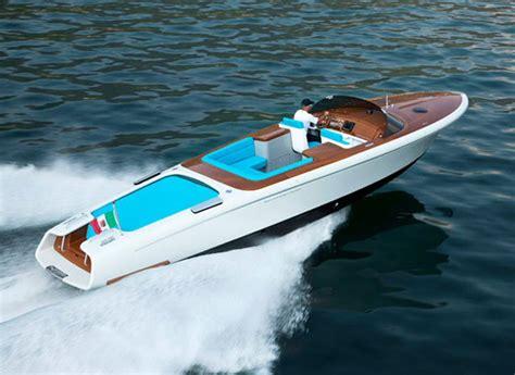 Riva Yamaha Boats by Line Boat Design Aquariva Marc Newson For