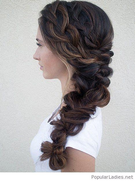 awesome side braid for wedding wheninwhite fall