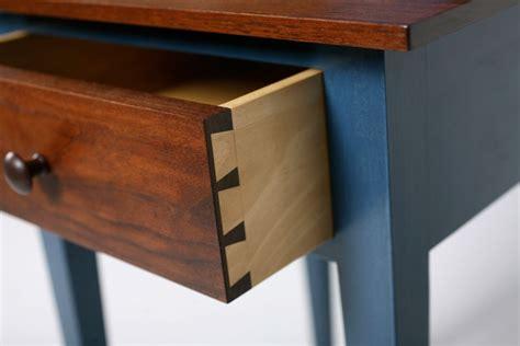 dovetails  dovetail construction  fine furniture