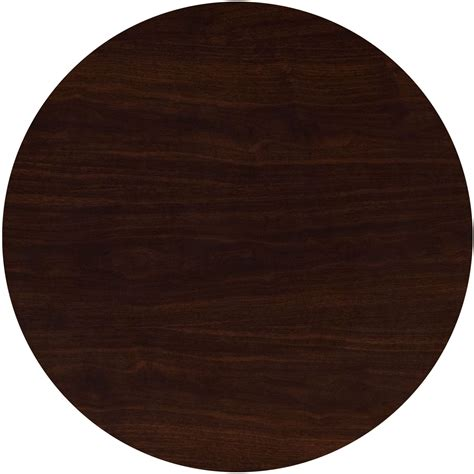 30 round table top 30 quot round resin walnut table top from renegade coleman