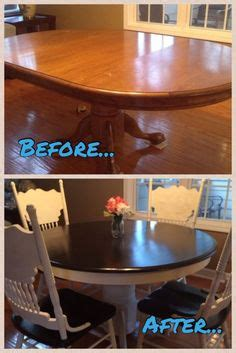 dining table makeover   thrift confessions  dining