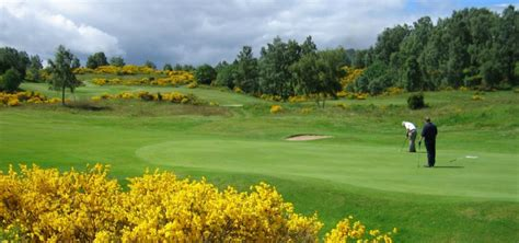 Golf Packages To Boat Of Garten Golf Course, Scotland