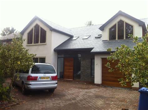 image result  improving curb appeal   chalet style house uk split level dormer