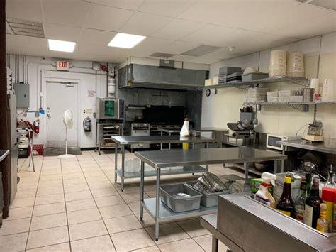 underground kitchen commissary kitchen  rent  fort