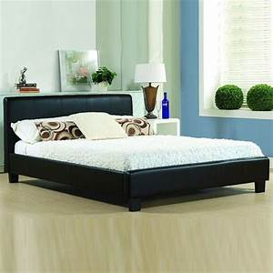 cheap bed frame double king size leather beds with memory With best inexpensive king size mattress