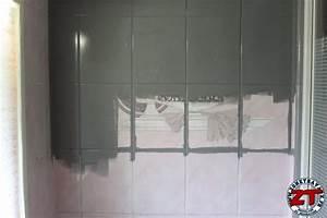 Recouvrir Carrelage Sol Avec Résine : peinture resine pour carrelage evtod ~ Dailycaller-alerts.com Idées de Décoration