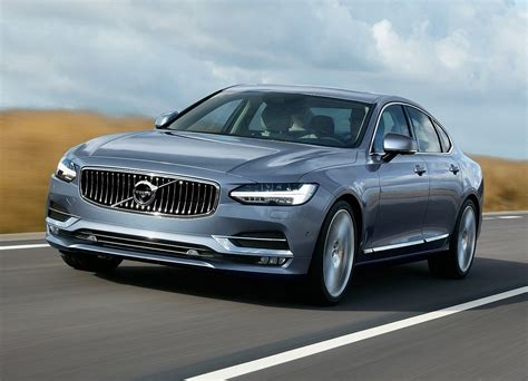 volvo new new volvo s90 2016 price release date