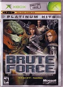 Brute Force Video Games
