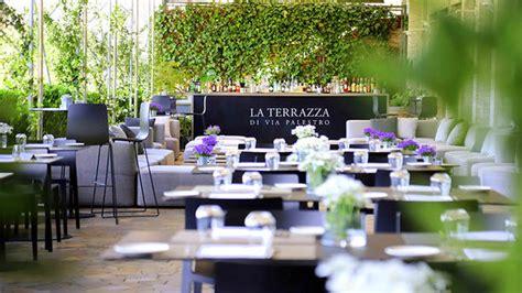 terrazza di palestro la terrazza di via palestro in milan restaurant reviews