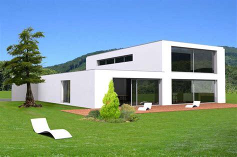 constructeur maison toit plat le monde de l 233 a