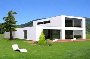 Maison neuve moderne toit plat for Good photo maison toit plat 6 maison de star contemporaine toit plat