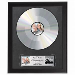 Schallplatte Personalisiert Zur Silbernen Hochzeit Mit