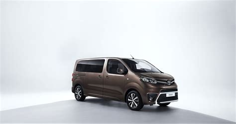 Toyota Photo by Photos New Toyota Proace Verso Debuts At Geneva Motor