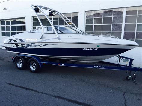 Boats Bluewater by Bluewater Boats Vision Se 20ft Bow Rider Ski Boat