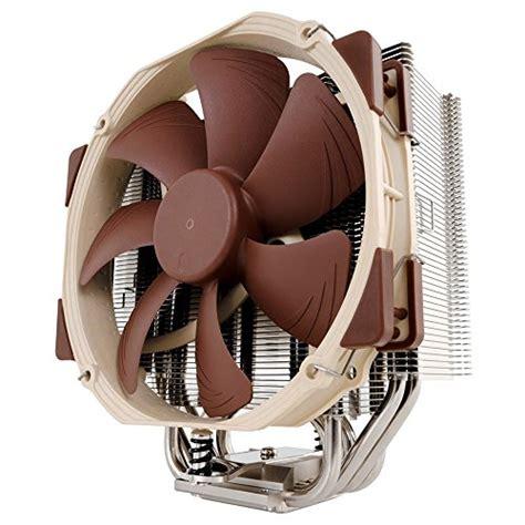 noctua 14 series 120mm fan noctua 14cm u series single tower cpu cooler brown nh u14s