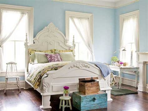 Blue Bedroom Designs Ideas, Light Blue Paint Walls With