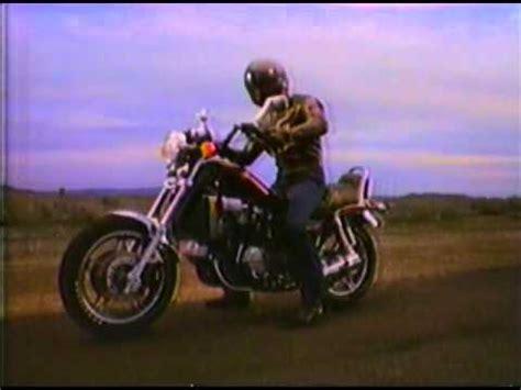 honda v45 motorcycle commercial 1982