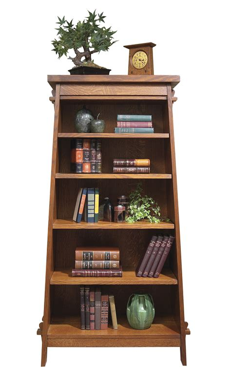 bookshelf tower mission collection stickley furniture