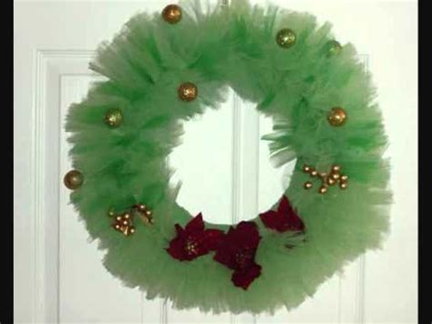 tulle wreath  tutorials guide patterns
