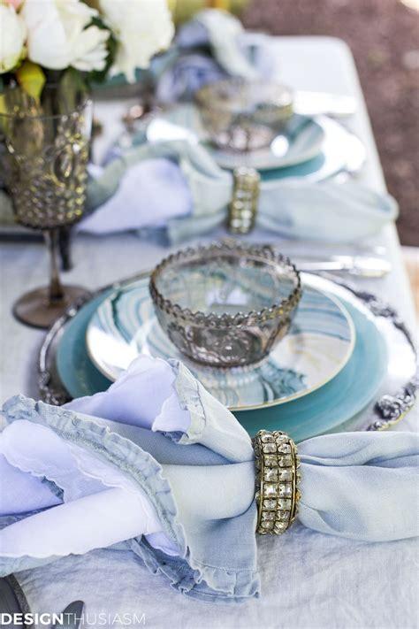 Seaside Decor: Setting a Summer Table with Coastal Dinnerware