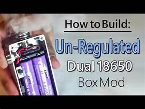 How To Build A Custom Box Mod