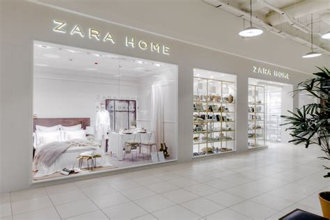 Zara Home Retail Zara Home The Zara Home In Kyiv Gulliver Shopping Mall