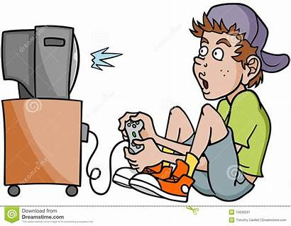 Games Clipart Playing Boy Clip