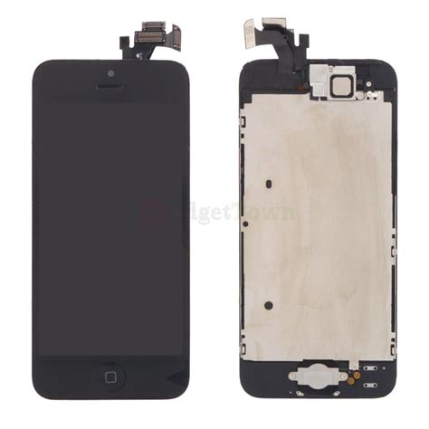 model a1428 iphone lcd display touch digitizer screen repair for iphone 5