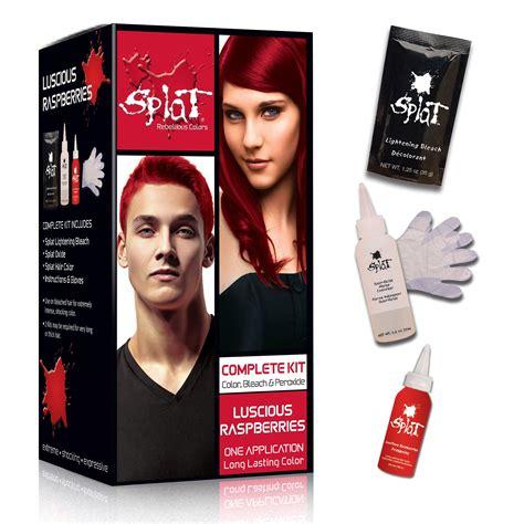 splat hair dye reviews tutorials  insider tips