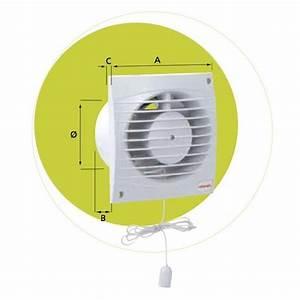 Extracteur D Air Salle De Bain Silencieux : extracteur d air pour salle de bain ~ Dailycaller-alerts.com Idées de Décoration