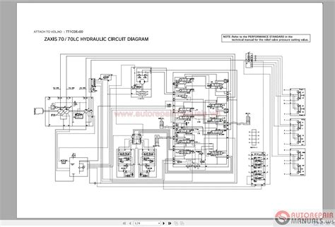 auto repair manuals hitachi machine full set manual dvd