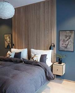 Idée Déco Chambre Parentale : decoration chambre parentale bleu ~ Dode.kayakingforconservation.com Idées de Décoration