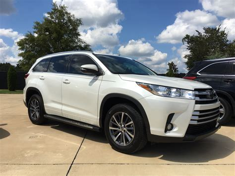 Toyota Jackson Ms by 2017 Toyota Highlander Xle Stock Hs524396 For Sale Near