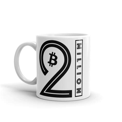 .inquires into why bitcoin's creator chose 21 million btc as the total amount of bitcoin to ever on a simple mathematical formula, may have discovered the reason behind the 21 million btc supply. Double Sided 21 Million Bitcoin Mug - SatoshiCorner